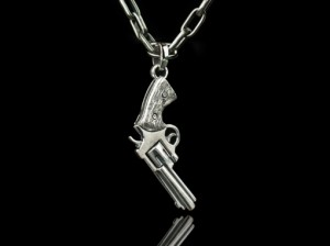 Revolver necklace | TYVODAR