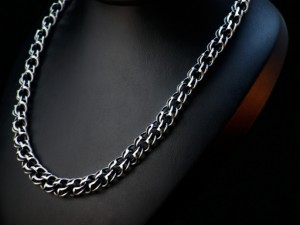 Silver chain - chain made of silver