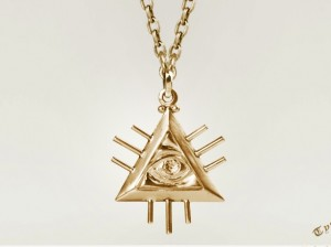 Eye of god necklace | TYVODAR