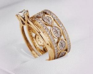 Byzantine gold ring | TYVODAR