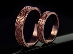 Viking wedding rings  | TYVODAR