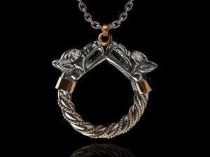 Fenrir necklace | TYVODAR