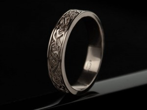 Viking gold ring | TYVODAR