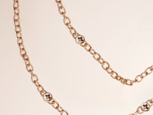 Gold chain necklace | TYVODAR