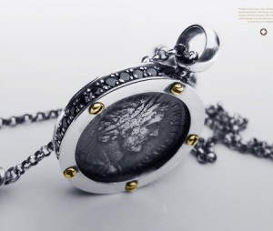 Coin necklace | TYVODAR