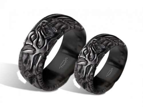Viking Ring Fenrir Ring Tyvodar Com